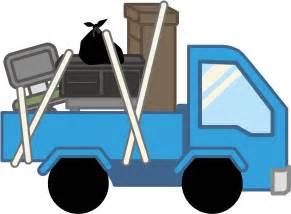 ゴミ回収トラック