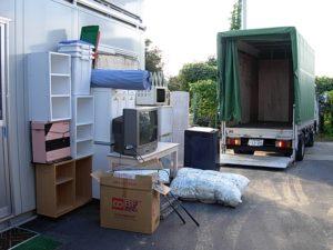 福岡市ゴミ屋敷粗大ゴミ