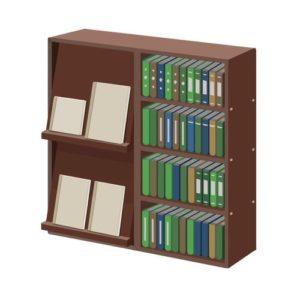 本棚書棚回収処分