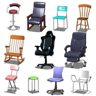 椅子・事務チェア処分回収